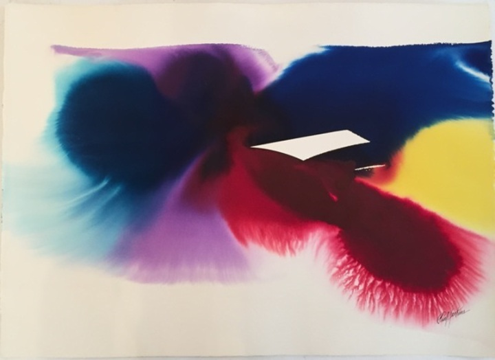 Paul-Jenkins-Phenomena-Light-Prism-Break-1995-1